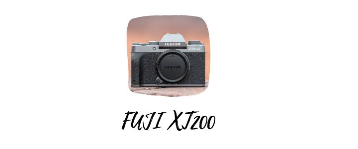 FUJI XT200