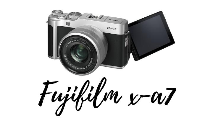 รีวิว Fujifilm x-a7