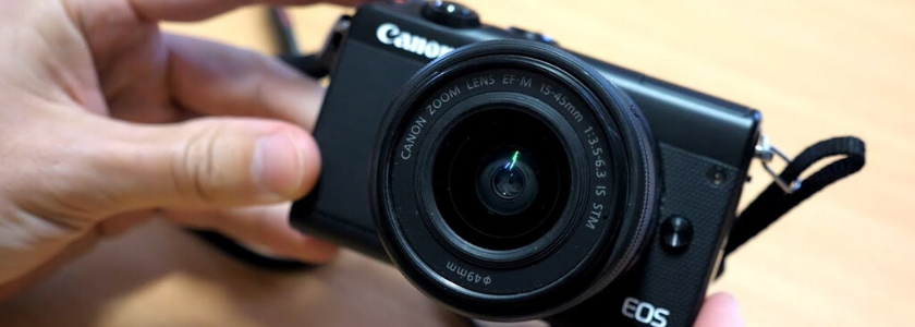 CANON EOS M100 15-45IS