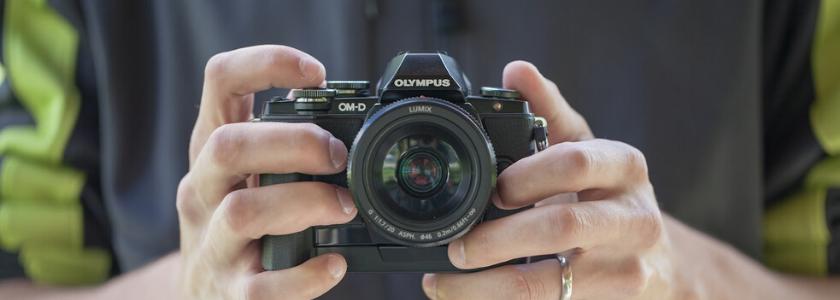 Olympus OM-D E-M10 Mark III 14-42mm EZ Lens