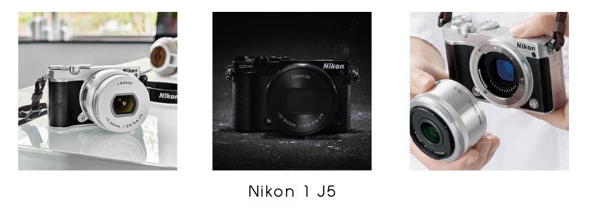 Nikon 1 J5