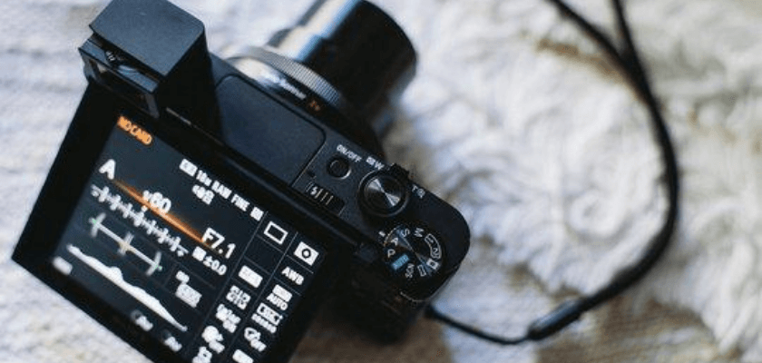 HX99 Compact Camera