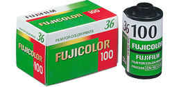 Fujifilm Fujicolor 100