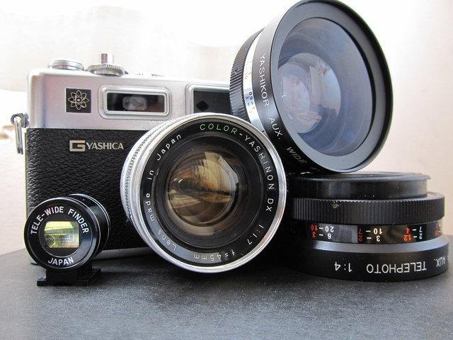 10 กล้องฟิล์มราคาสบายไม่เกินหมื่น!!